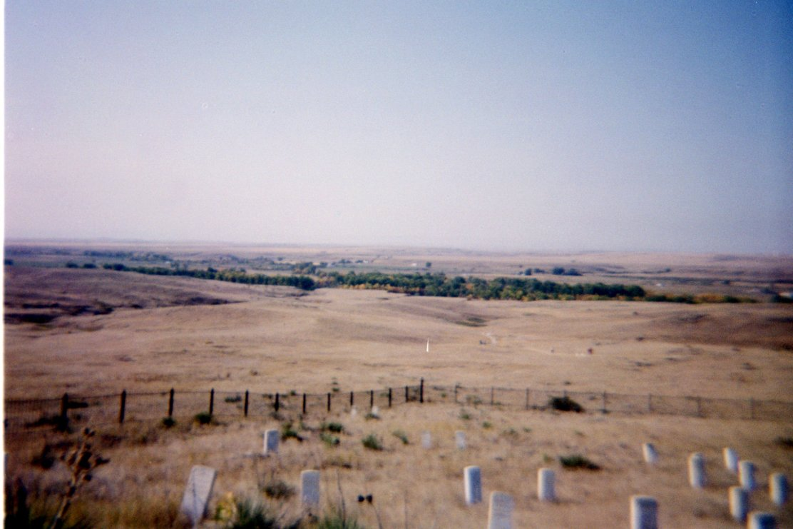 How Long To Tour Little Bighorn