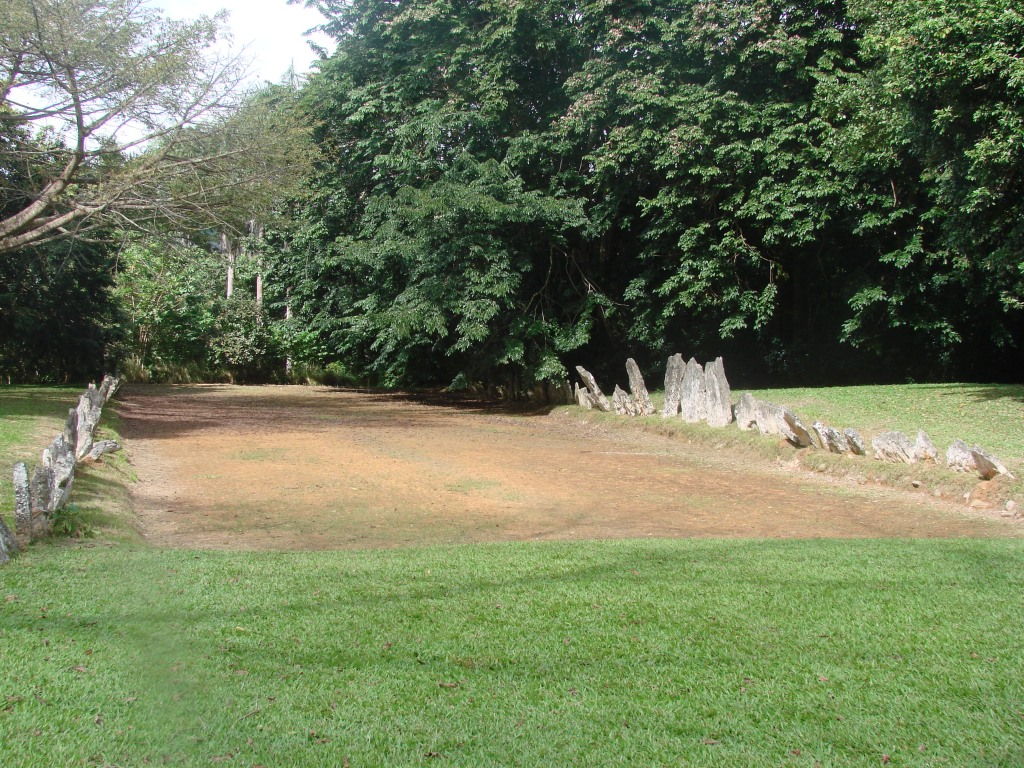 Batey (ceremonial indigenous ground)