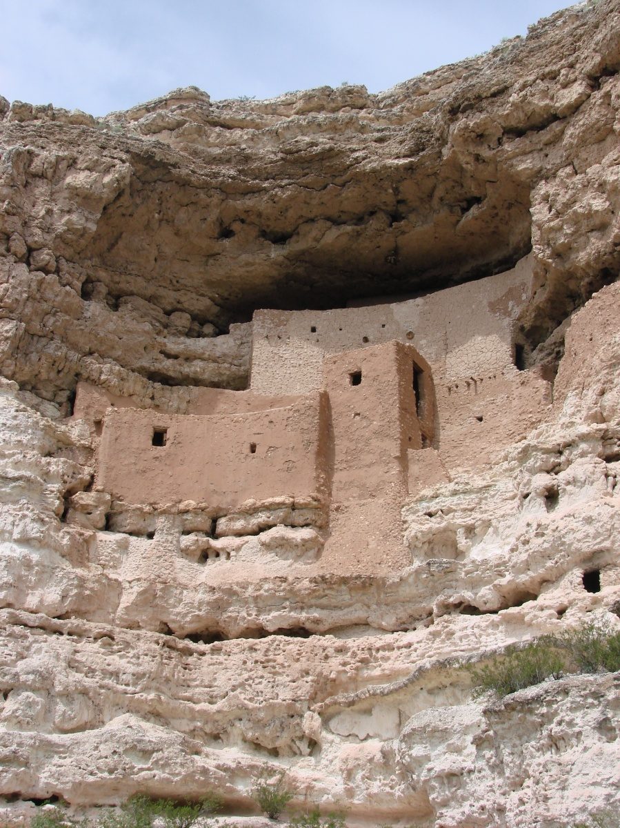 Montezuma Castle National Monument - How Poor Tourism Planning May Lead to the Disappearance of Cultural Assets