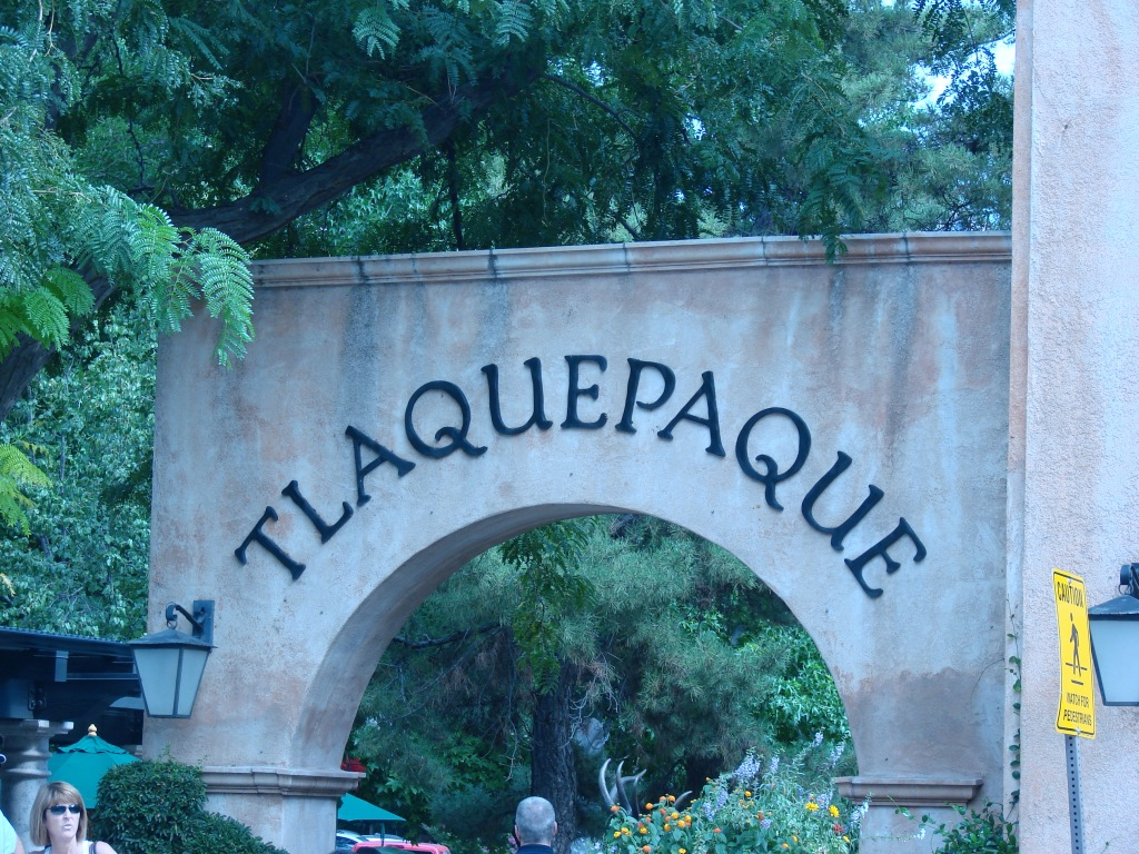 On my way to Tlaquepaque