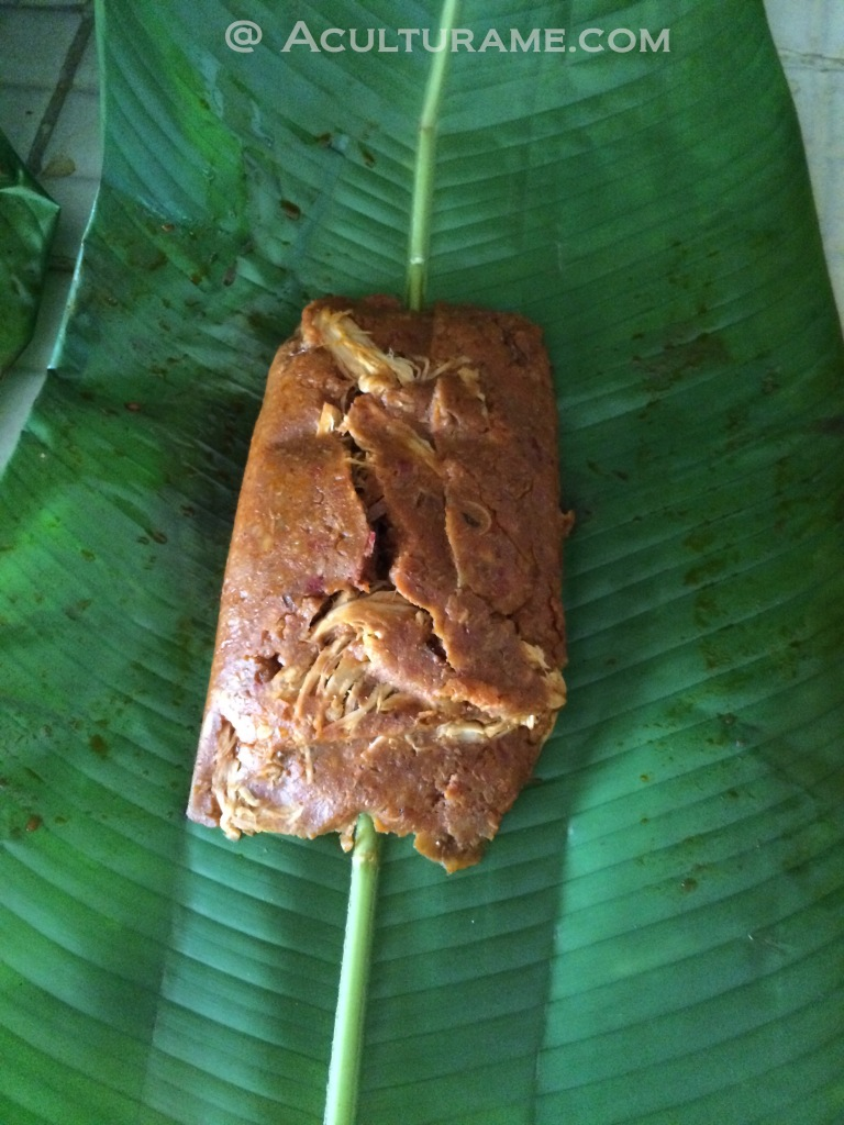 zacahuil - popular dish of the Huastecs