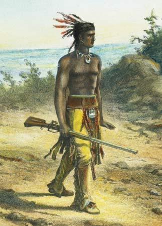 picture of Squanto found on Listverse