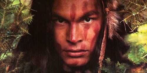 Promotional Picture for Disney's Movie Squanto: A Warrior's Tale