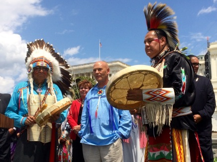 Congratulations are in Order:  The Pamukey Indian Tribe Receives  Positive News this Year