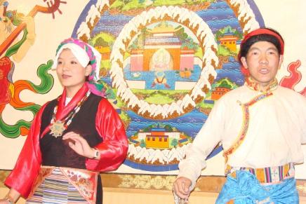A Tibetan Tea HouseExperience