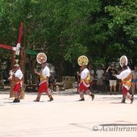 Los Voladores de Papantla Ritual