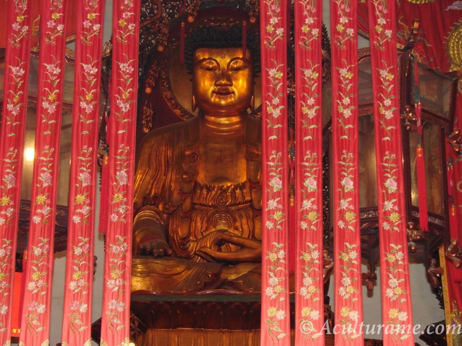 Shang Hai Jade BuddhaTemple
