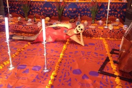 How we celebrate Día de los Muertos in San LuisPotosí