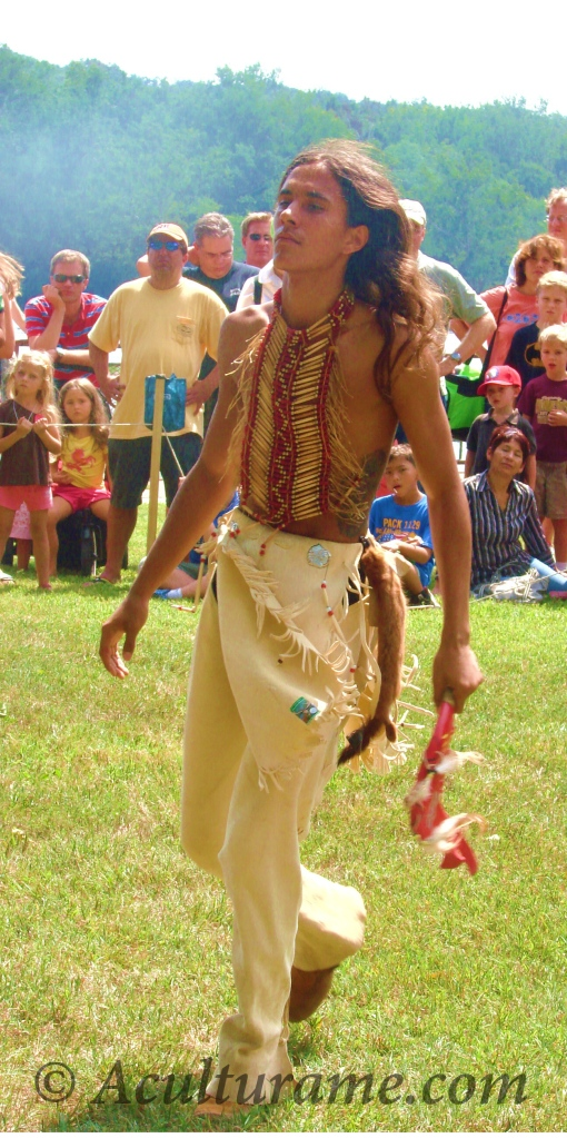 Virginia Indian Dancer
