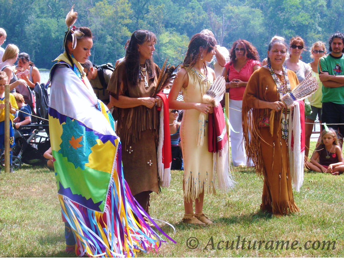 The Virginia Indian Festival