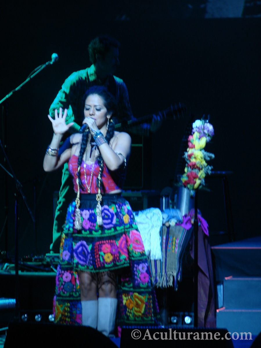 How Lila Downs is changing the perception of indigenous women