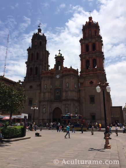 A Walking Tour of Historic Downtown San Luis Potosí
