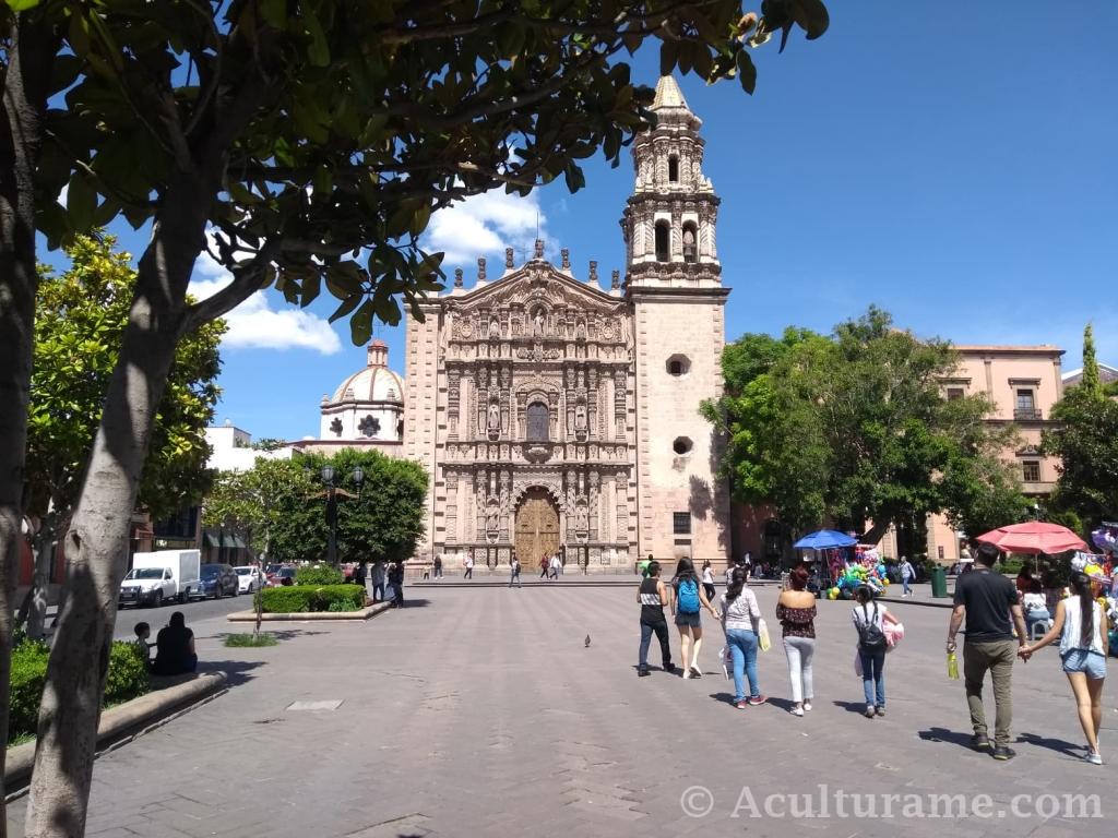 El Templo de Nuestra Señora del Carmen