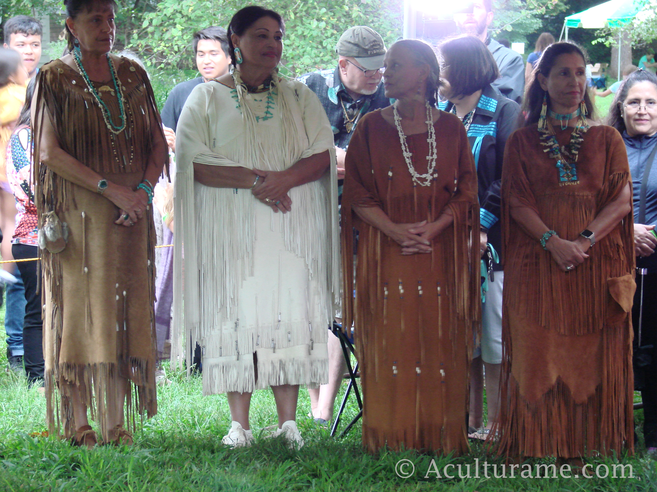 Aculturame's 6th Anniversary and the Virginia Indian Festival