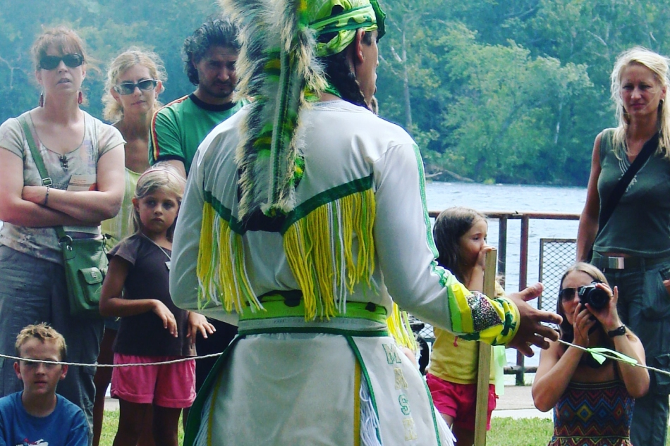 Celebrating Indigenous Peoples'Day