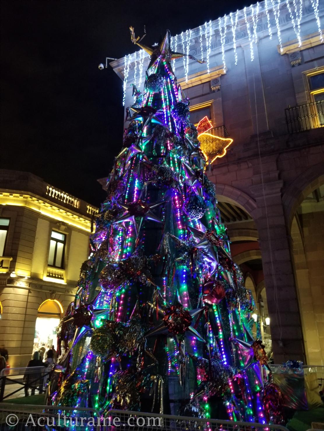 Christmas in San Luis Potosi - Navidad en San Luis Potosí.