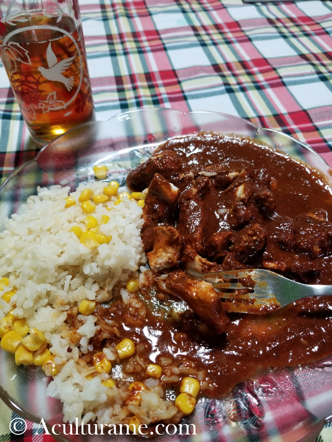 Mole was my grandmother's most beloved dish. When I eat it I think of her.